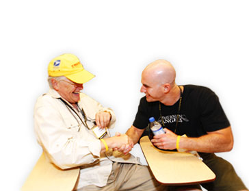 Robert Lettieri and Jonny Imerman