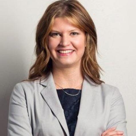 Kelly Corley, VP of Finance